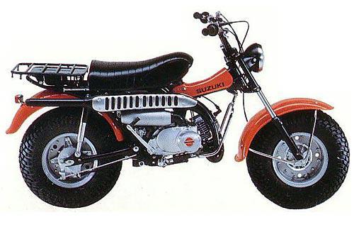 Suzuki En A For Sale
