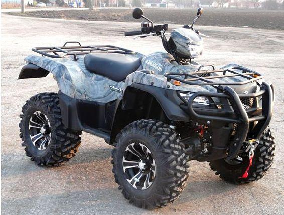 Suzuki King Quad For Sale