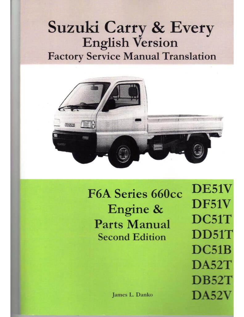 Carry Every F6a Engine Pdf  15 1 Mb