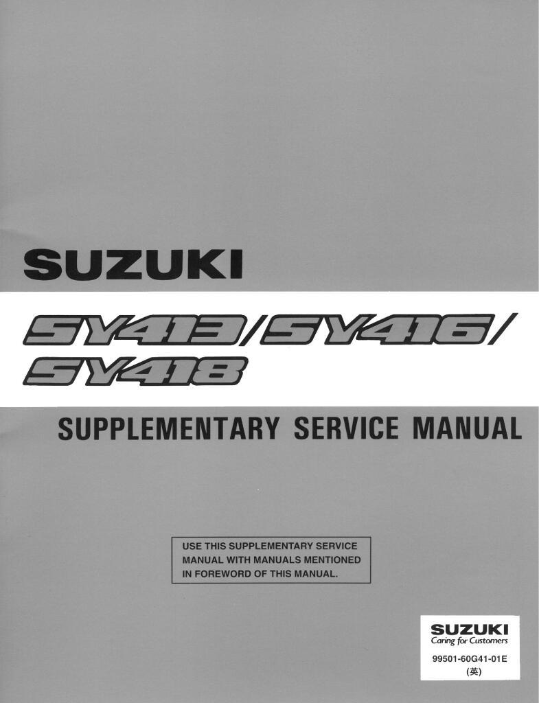Sy413 416 418 Pdf  25 Mb