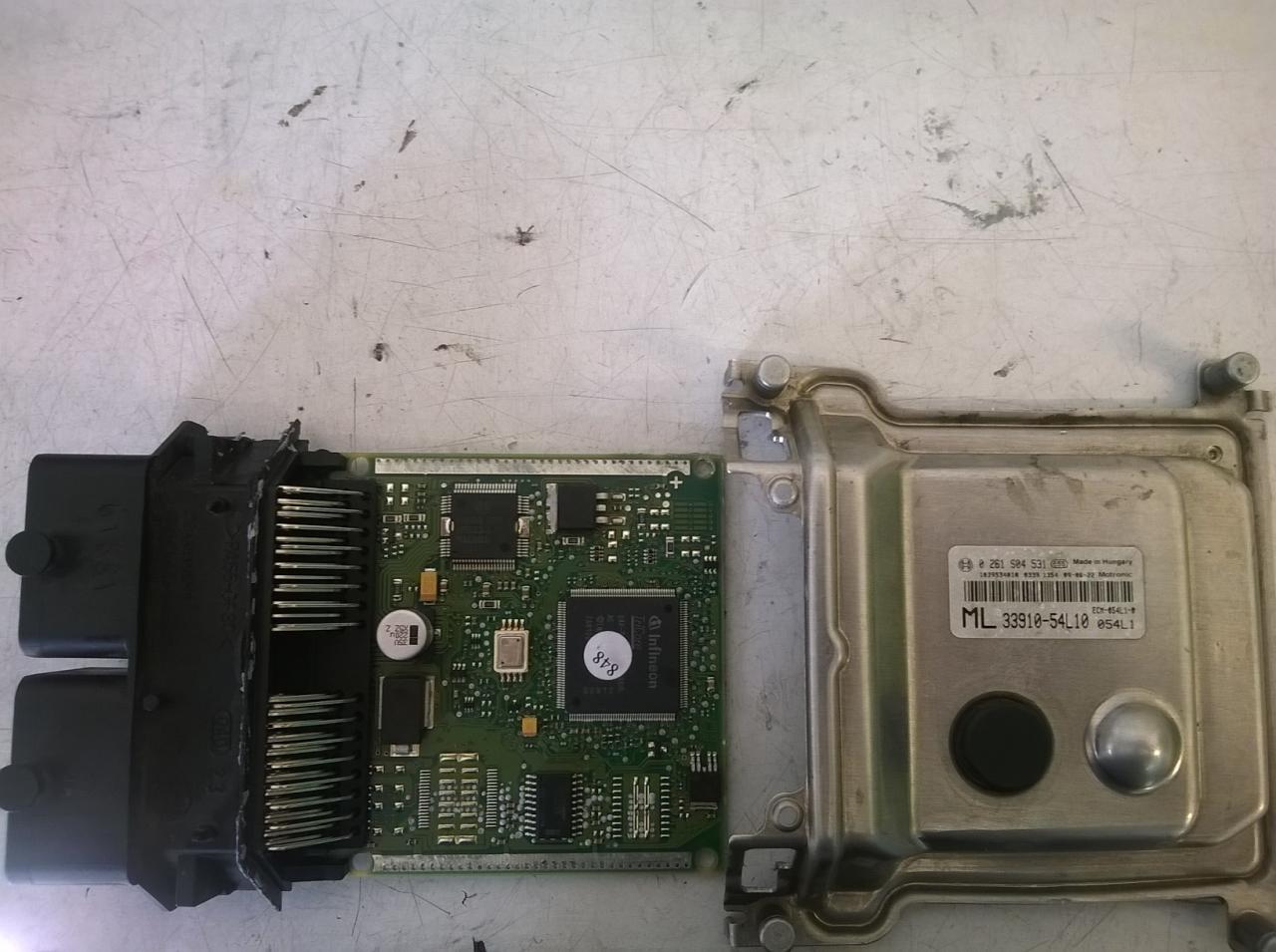 Suzuki Sx4 2010 M16a Ecu Wiring Diagram Or Pinout