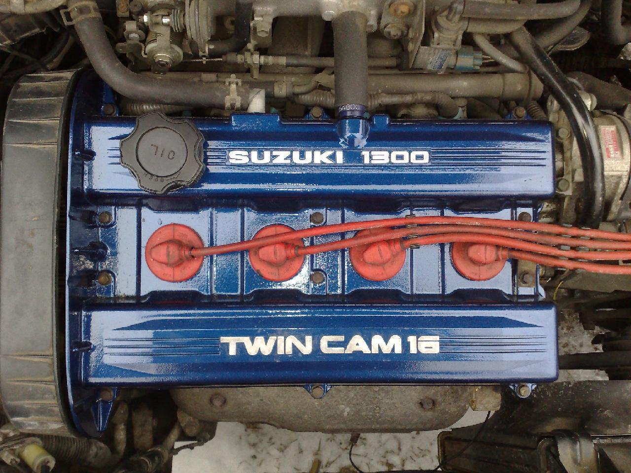 Suzuki Svspecs