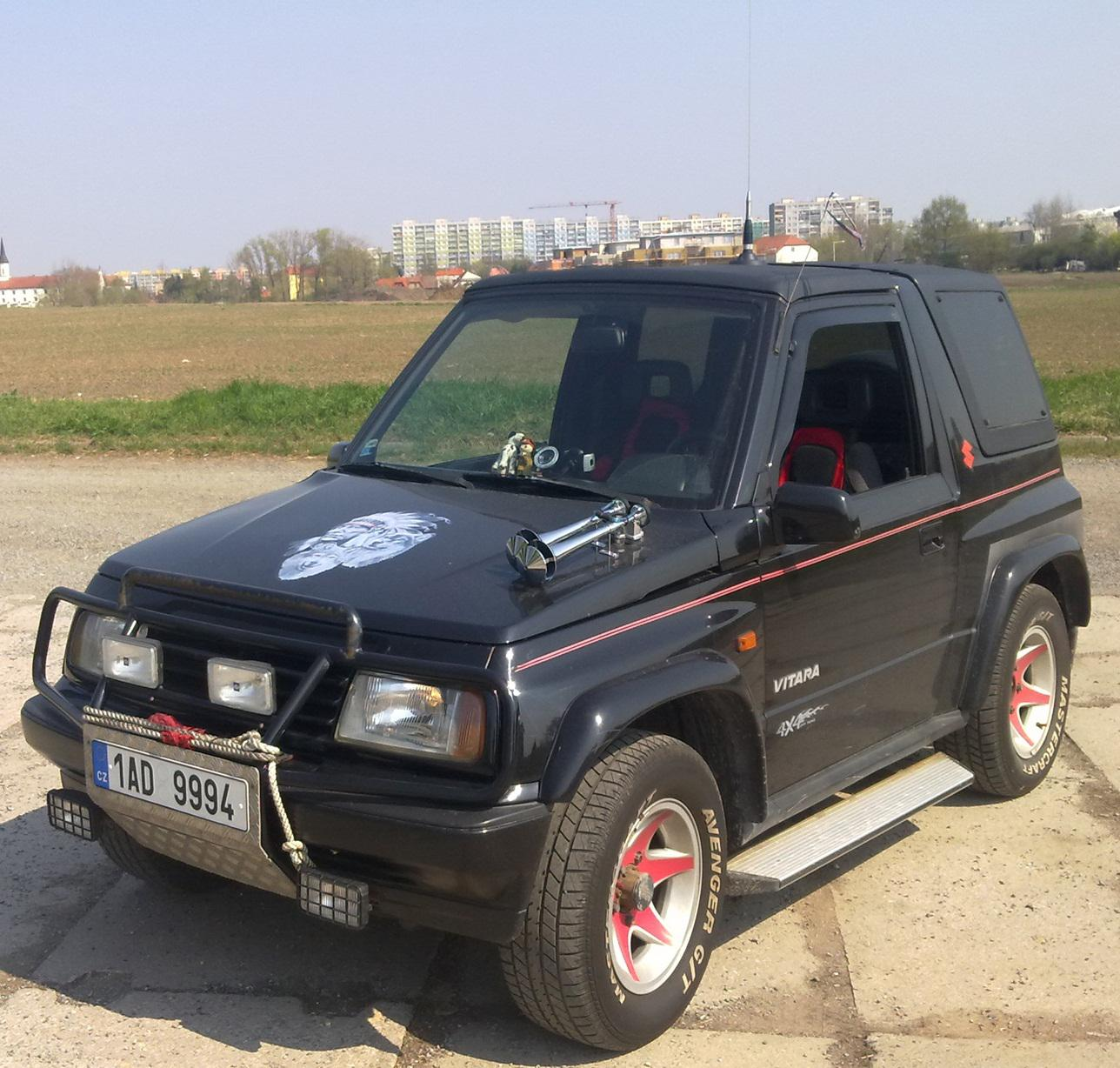 1995 Suzuki Vitara    Escudo    Sidekick